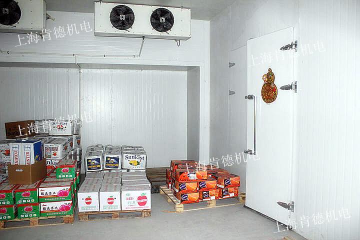 天天果园5000立方米水果保鲜冷库工程