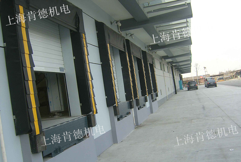 上海久丰汽车零配件大型物流仓储冷库