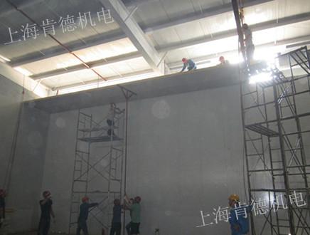 山东济南圣泉集团大型冷库工程