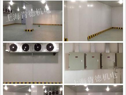 江苏七加七餐饮管理有限公司食品冷库工程