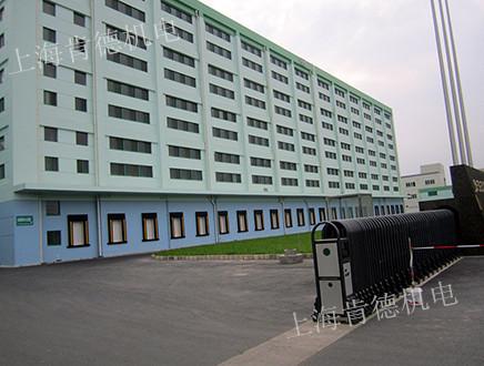 上海清美20000平米大型食品冷库工程
