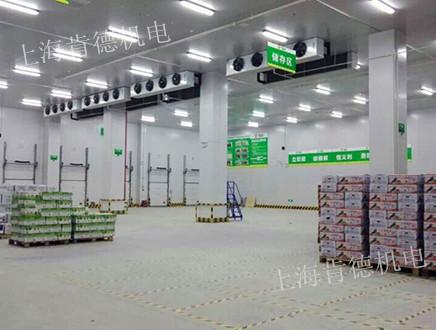 百果园武汉配送中心冷库工程