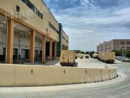 上海自贸区6万立方米低温冷库工程项目