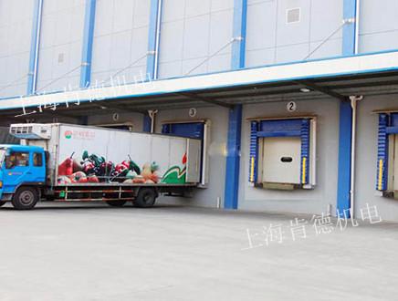 北京万方恒利仓储7000平米物流冷库