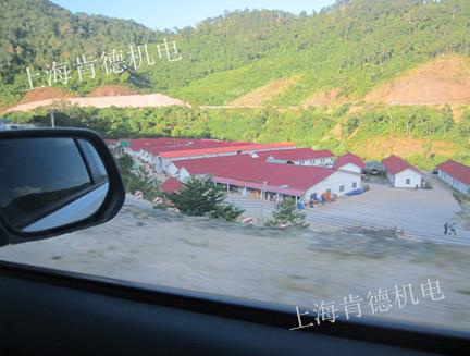 老挝外贸冷库工程