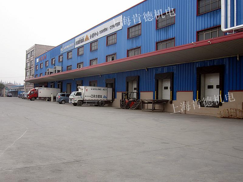 上海永来物流1200平米物流冷库工程