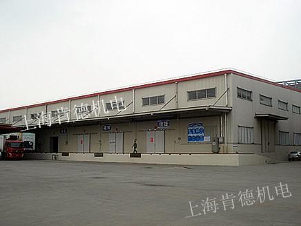 上海佳杜实业二期2000平米物流冷库工程